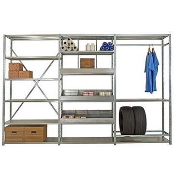 Expo 3  Steel Shelving